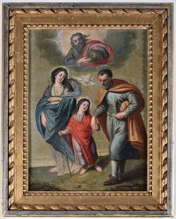 Tableau : Sainte Famille (la)