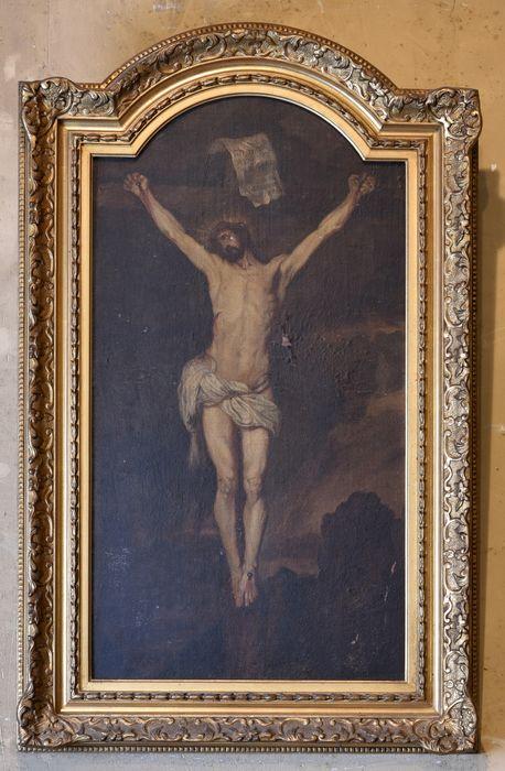Tableau : Christ en croix (le)