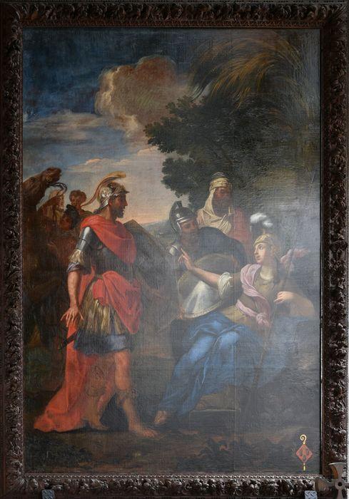 Tableau : L'Oracle de Déborah