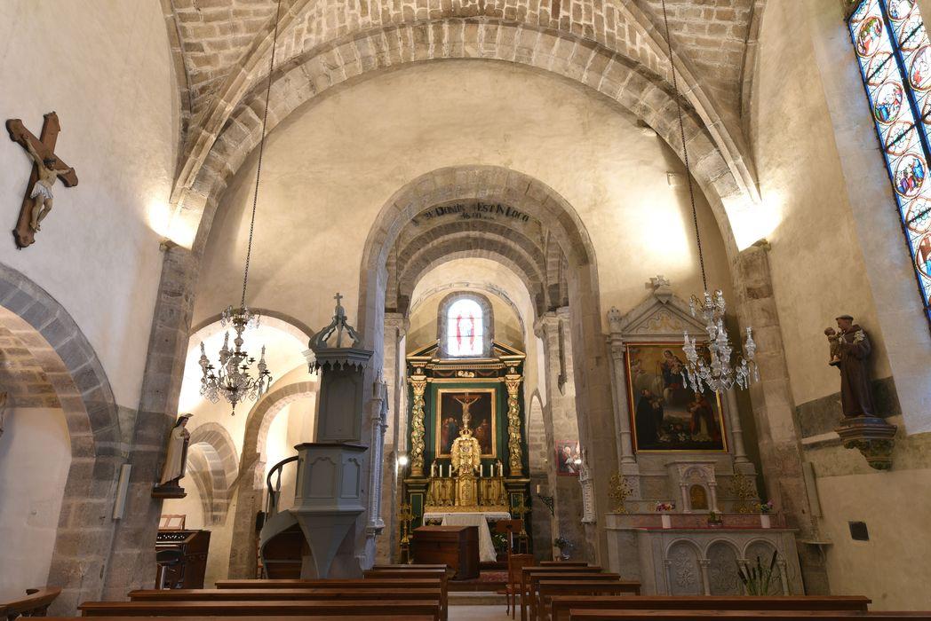 Eglise de la Nativité de la Sainte Vierge: chœur, vue générale