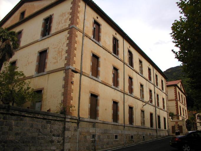 hôpital thermal des armées (ancien)