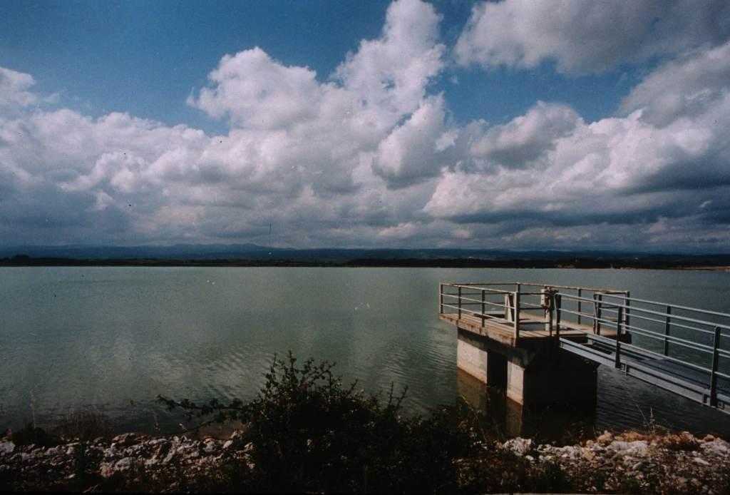 aqueduc de l'étang de Jouarres