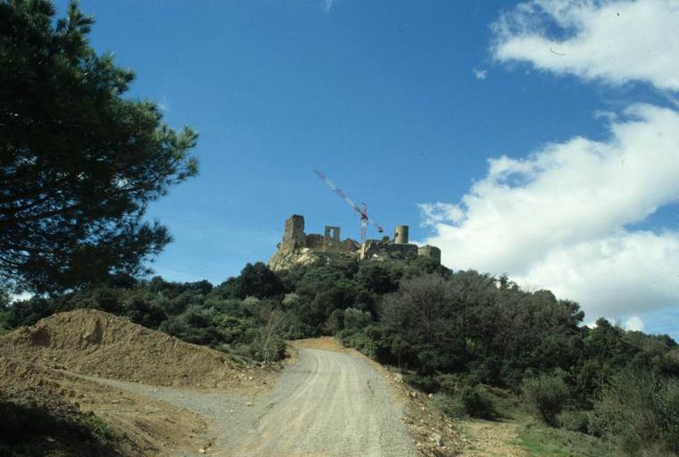 château de Saint-Martin-de-Toques
