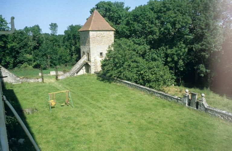 château de Caudeval