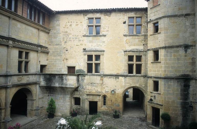 château de Couiza