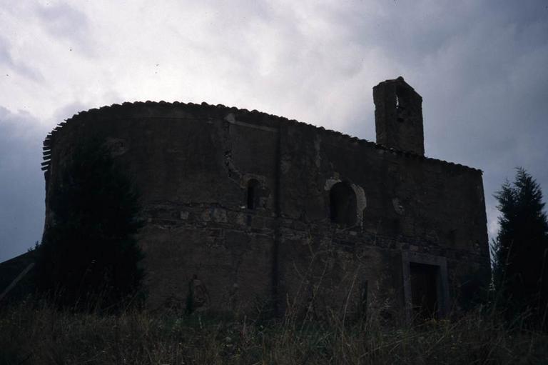 église de Villerouge-la-Crémade