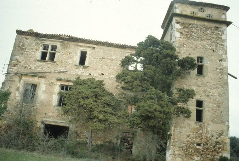 château de la Caunette