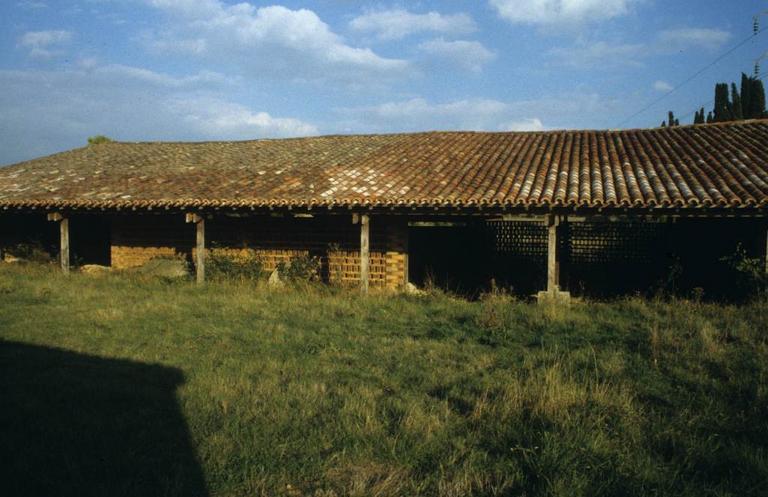 site archéologique; thermes; basilique; nécropole