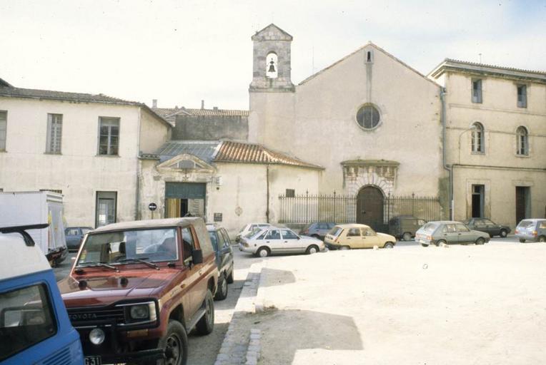chapelle de l'Hôpital