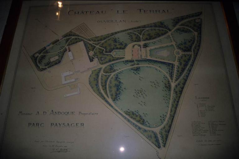 château du Terral
