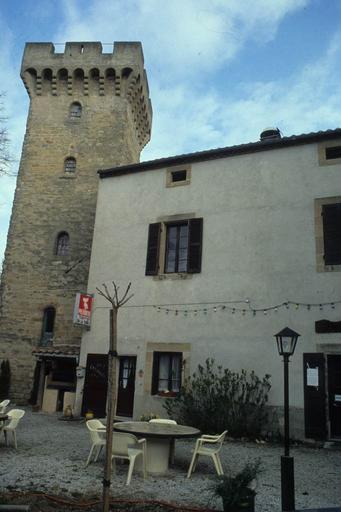 château de la Pomarède
