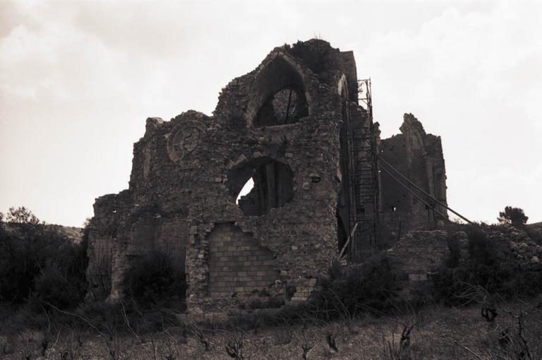 Ancienne église paroissiale Notre-Dame des Oubiels