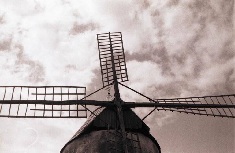 Moulin Tour ou Moulin de l'Engabelle
