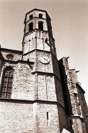 Église paroissiale Saint-Vincent, collégiale