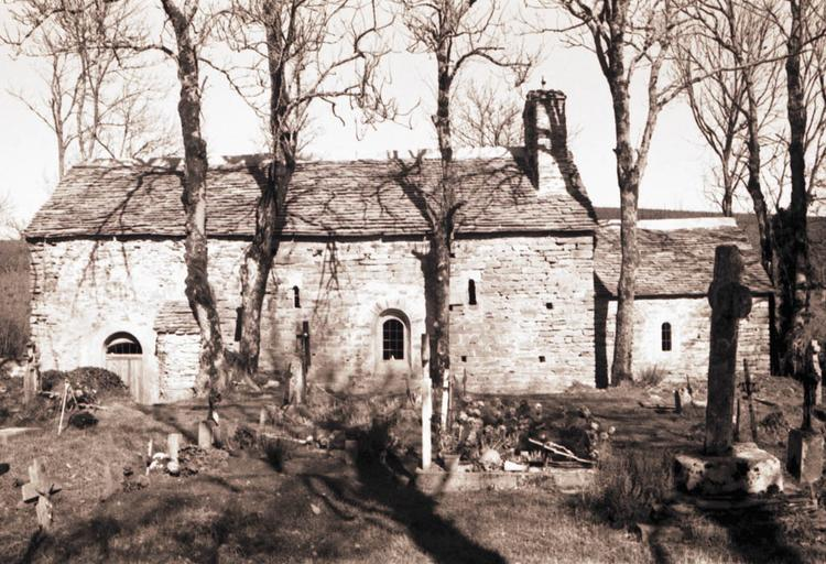 église de Cupserviès (ancienne)