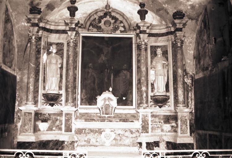 Ancienne chapelle des Pénitents