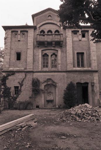 Maison dite Le château
