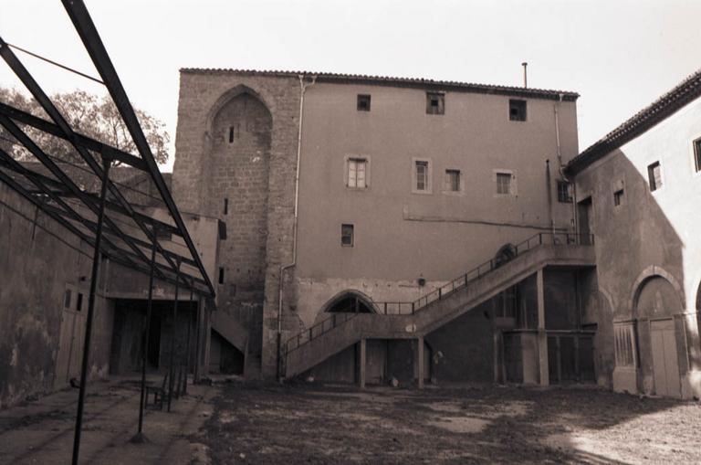 Cloître des Cordeliers (ancien)