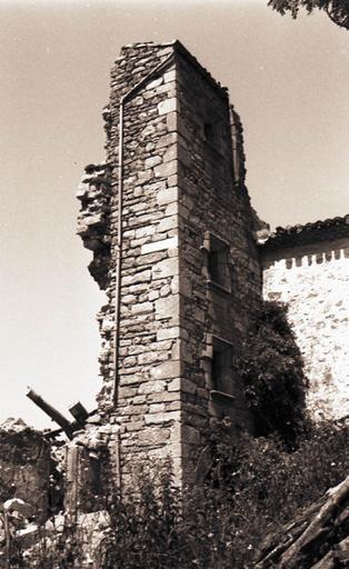 Château (ruines)