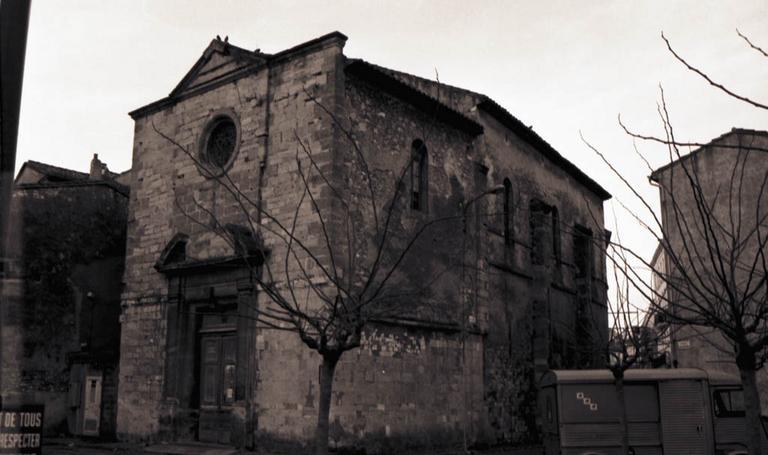 Chapelle des Pénitents-Bleus