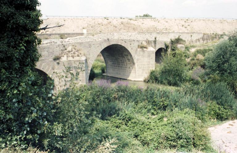 Pont sur l'Ognon