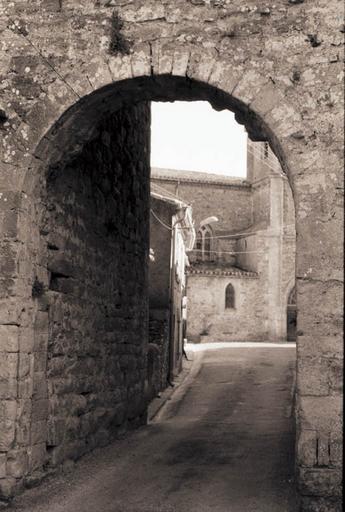 Porte d'Amont