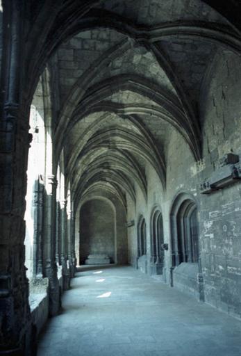 Ancienne cathédrale Saint-Just et Saint-Pasteur