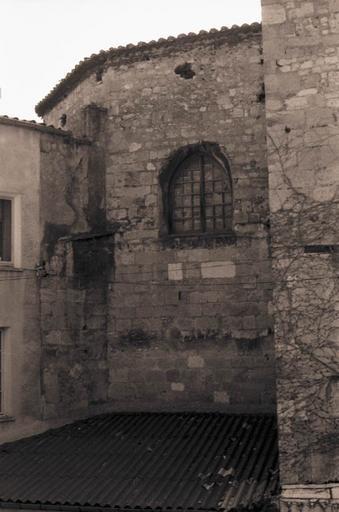Ancienne chapelle des Pénitents-Blancs