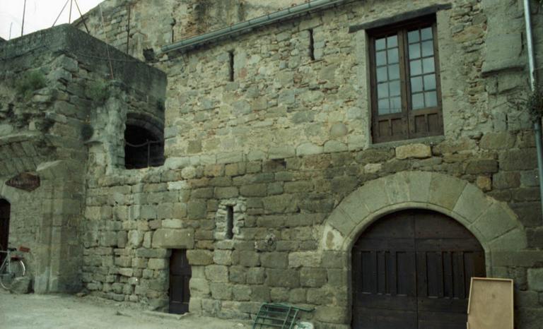 Ancienne abbaye Saint-Hilaire