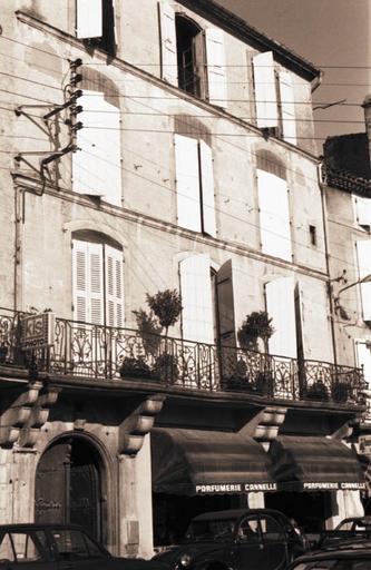 Maison Sibra et Dunyach
