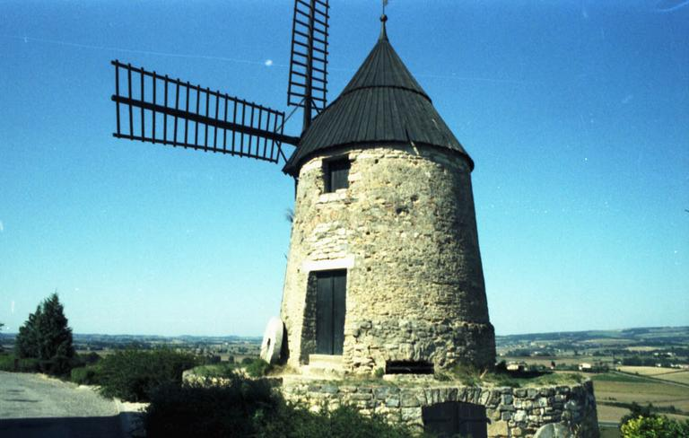 Moulin du Pech