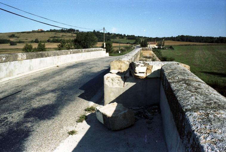 Pont sur la Vixière