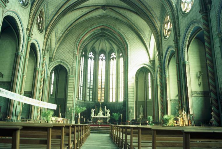 Cathédrale Saint-Michel et abords