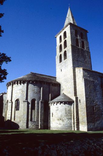 Ancienne abbaye de Saint-Papoul