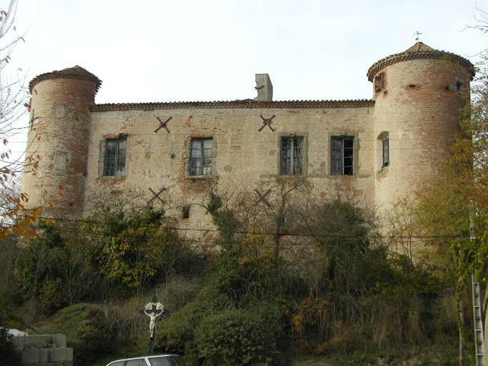 château de Villarzel
