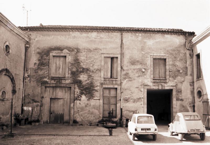 château de Poussan-le-Haut