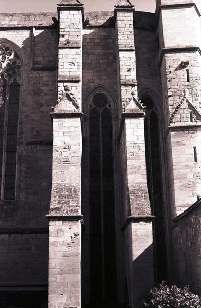 Ancienne cathédrale, actuelle église paroissiale Saint-Fulcran