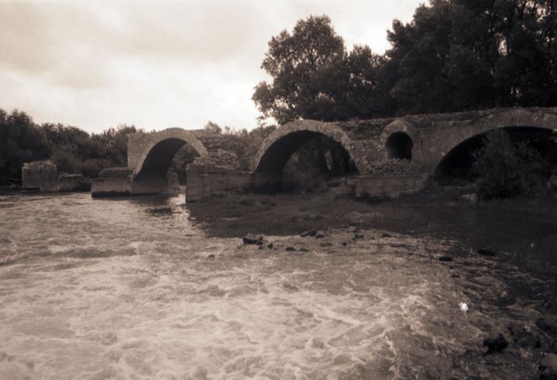 "pont dit ""romain"" (médiéval)"