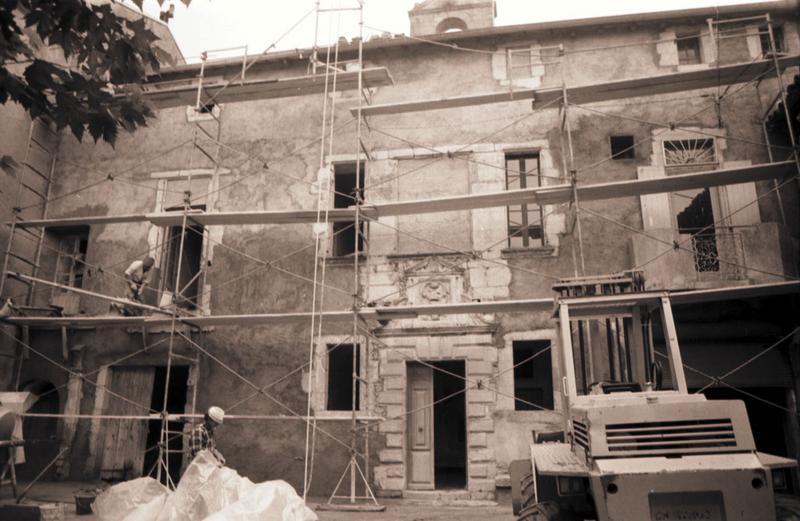 résidence des abbés de Joncels (ancienne)