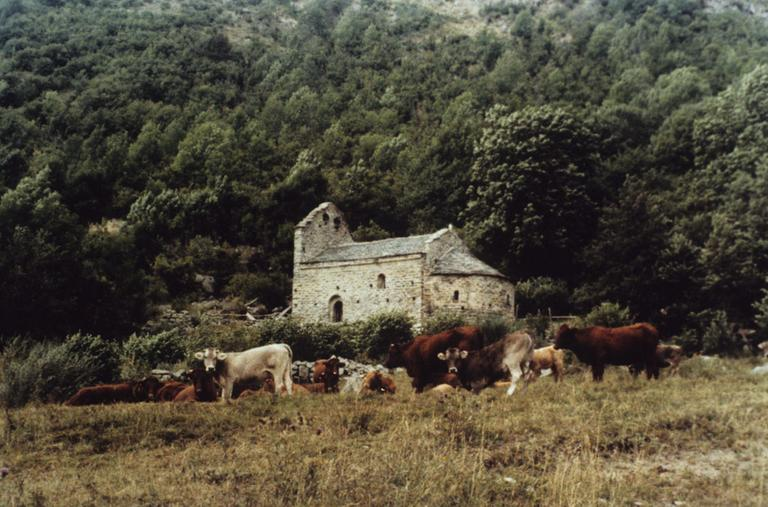 chapelle Saint-Martin-d'en-Valls