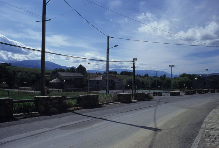 église de Caldegas
