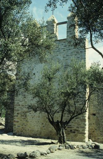 Ancienne chapelle Saint-Sauveur de Casenoves