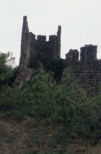 ancien monastère Saint-Clément-de-Régleille