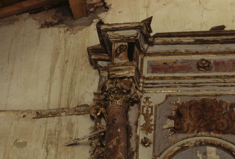 retable de la chapelle Saint-Maurice