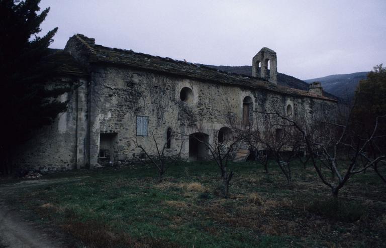 chapelle de Corbiac
