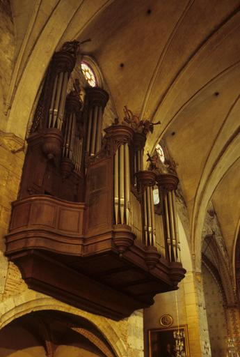 Orgue de tribune