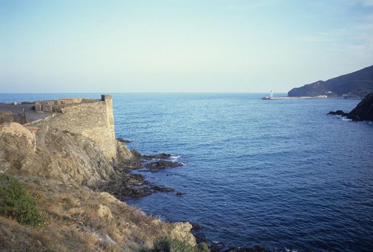 fort de la Mauresque (vestiges)