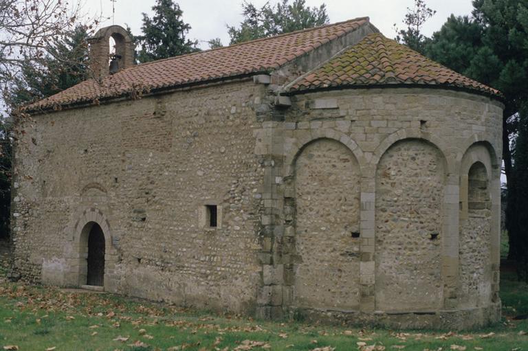 chapelle Saint-Etienne-de-Villerase