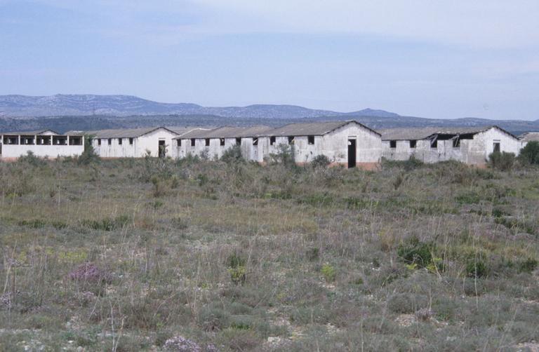 camp Joffre dit Camp de Rivesaltes
