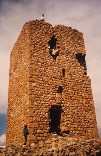 tours de Cabrenc